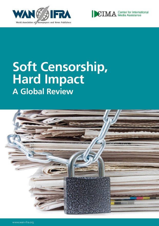 Soft Censorship Cover
