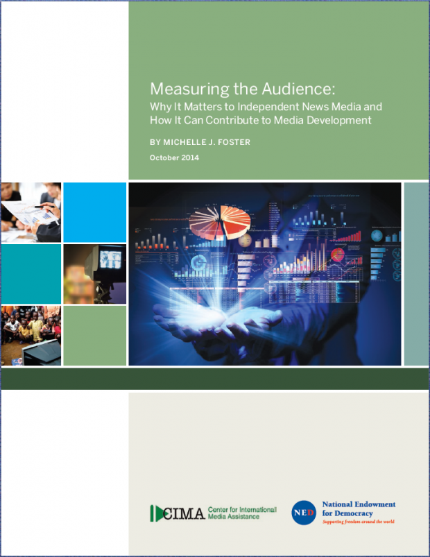 Cover - Measuring the Audience