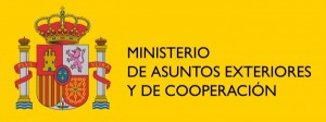 Spanish Ministry of Foreign Affairs and Cooperation logo