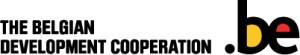 The Belgian Development Cooperation logo