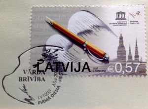 wpfd stamp