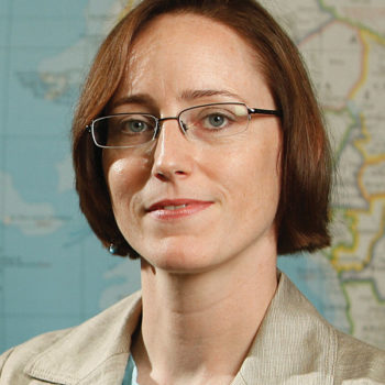 Elizabeth J. Zechmeister Headshot