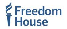 Fredom House Logo