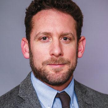 Nicholas Benequista Headshot